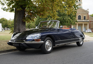 1968 Citroen DS21 Decapotable (LHD )
