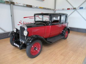 1931 Citroen C4 Sedan For Sale
