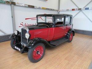 1931 Citroen C4 Sedan