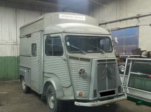 Citroen Hy Van SWB High Top Petrol 1980 For Sale
