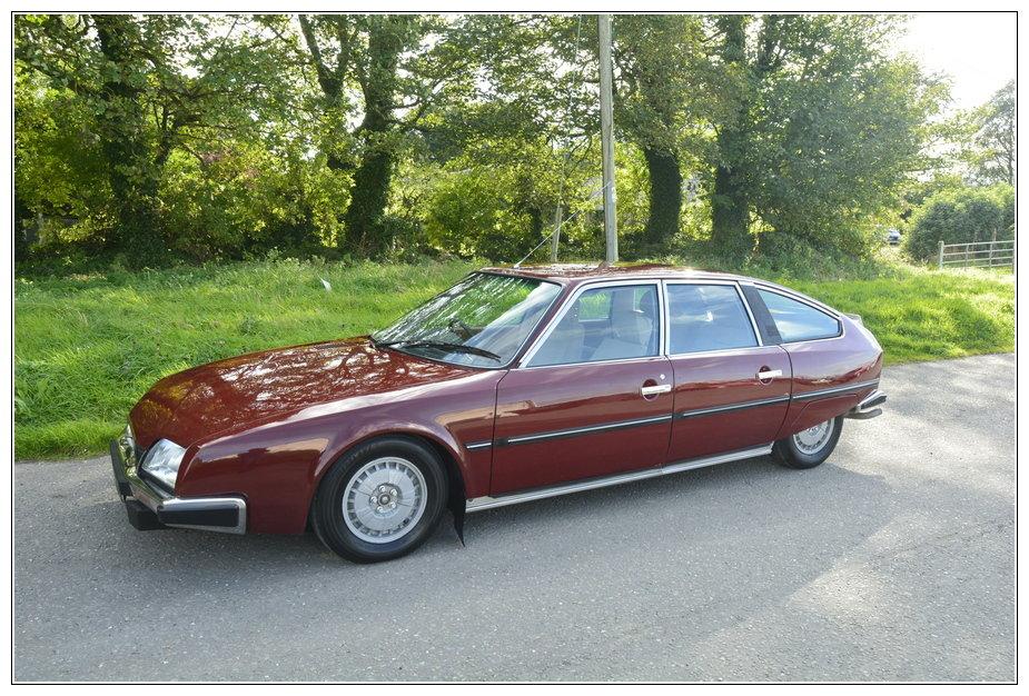1985 Citroen CX 25 Pallas for sale For Sale (picture 1 of 6)
