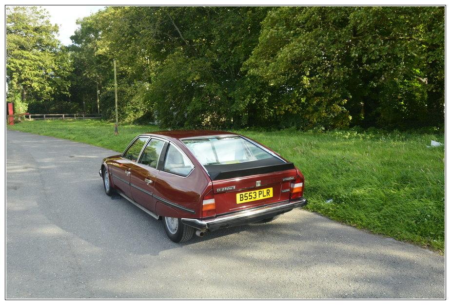 1985 Citroen CX 25 Pallas for sale For Sale (picture 2 of 6)
