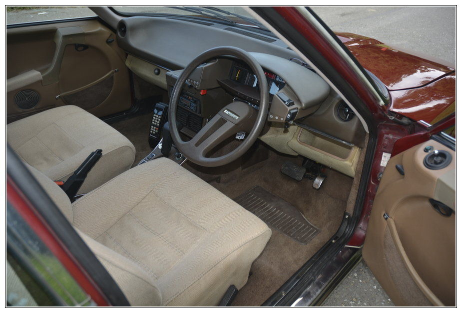 1985 Citroen CX 25 Pallas for sale For Sale (picture 5 of 6)