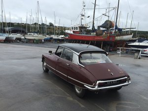 1969 Citroen  DS 21 Pallas  For Sale