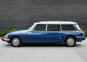 1968 Citron DS Safari