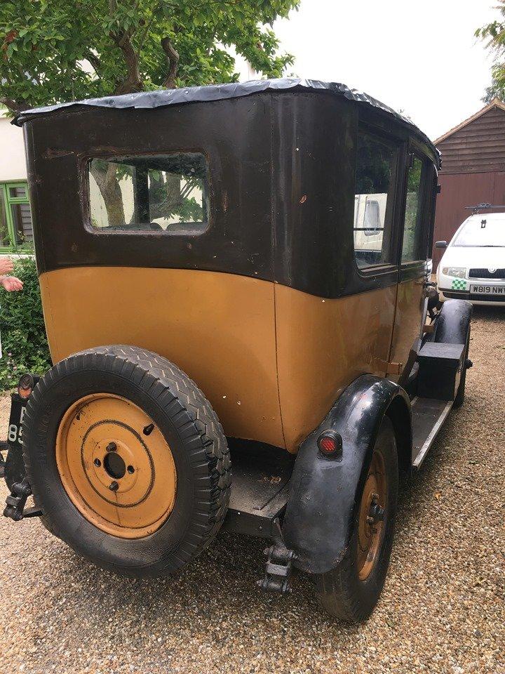 1928 Citroen B14 large vintage citroen for restoration For Sale (picture 3 of 3)