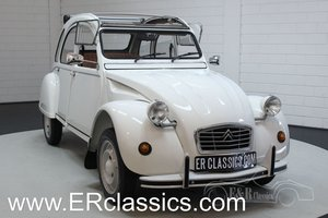 Citroën 2CV6 Spécial 1986 Restored For Sale