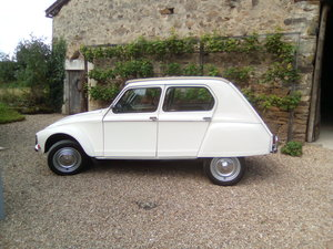 1967 Citroen Dyane 4  the very first model 6V. For Sale