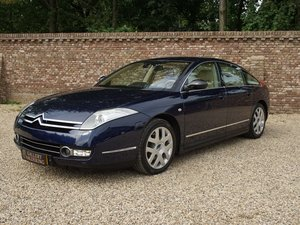 2007 Citroën C6 2.7 HdiF V6 Exclusive owned by Rik Felderhof For Sale