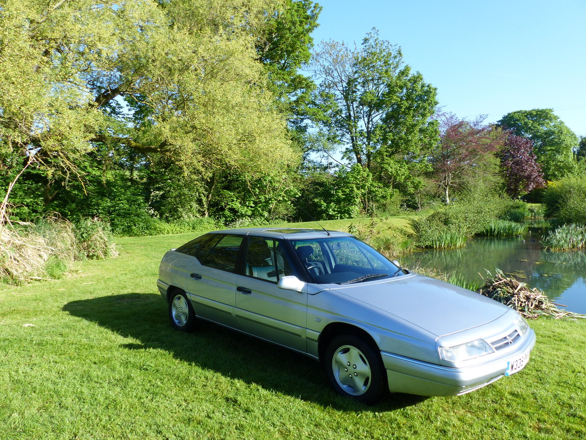 2000 Citroen XM SOLD (picture 2 of 6)