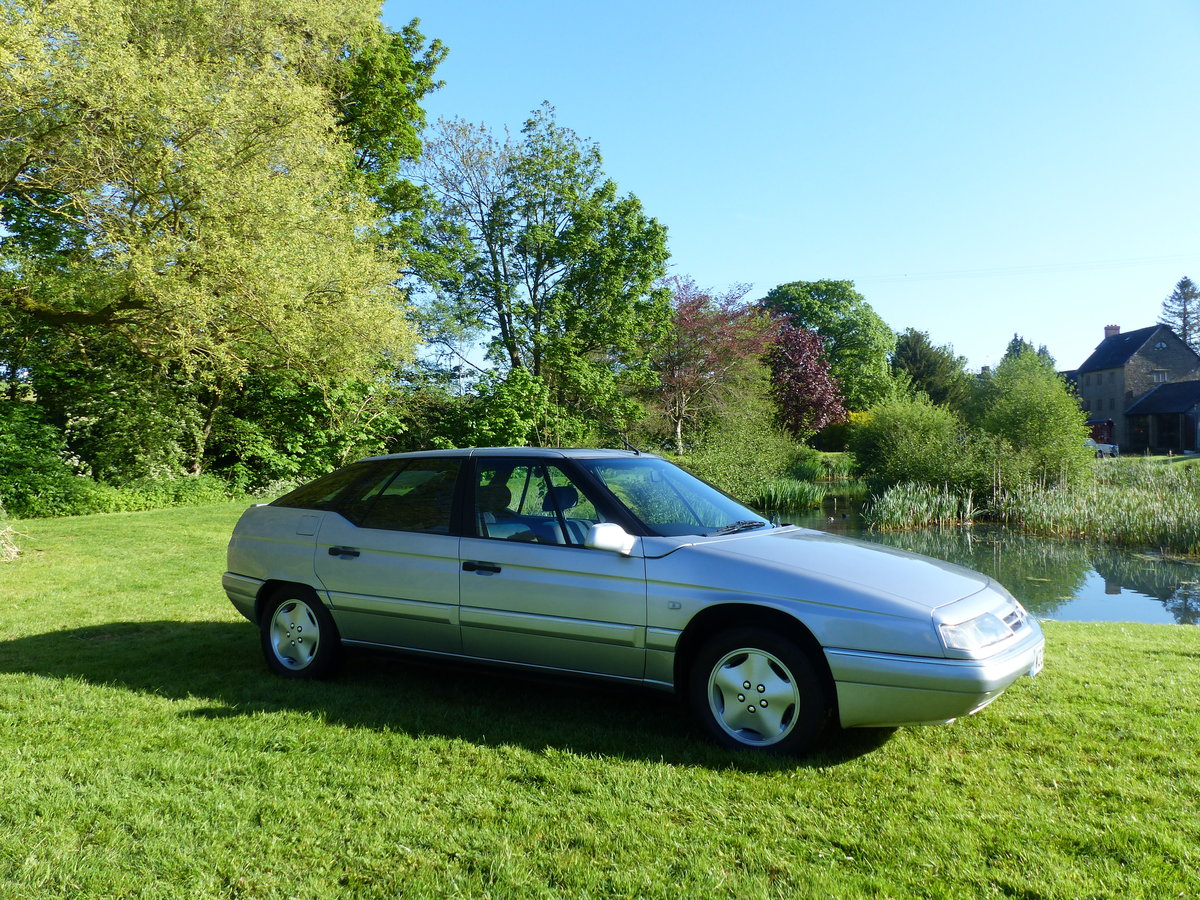 2000 Citroen XM SOLD (picture 3 of 6)