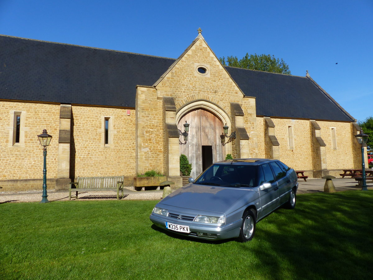 2000 Citroen XM SOLD (picture 4 of 6)