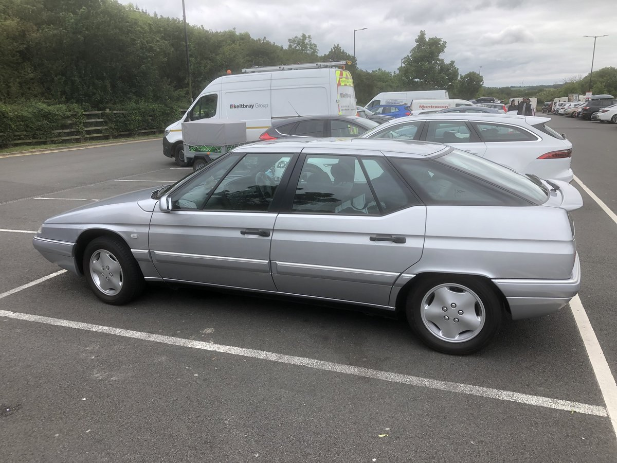 2000 Citroen XM SOLD (picture 5 of 6)