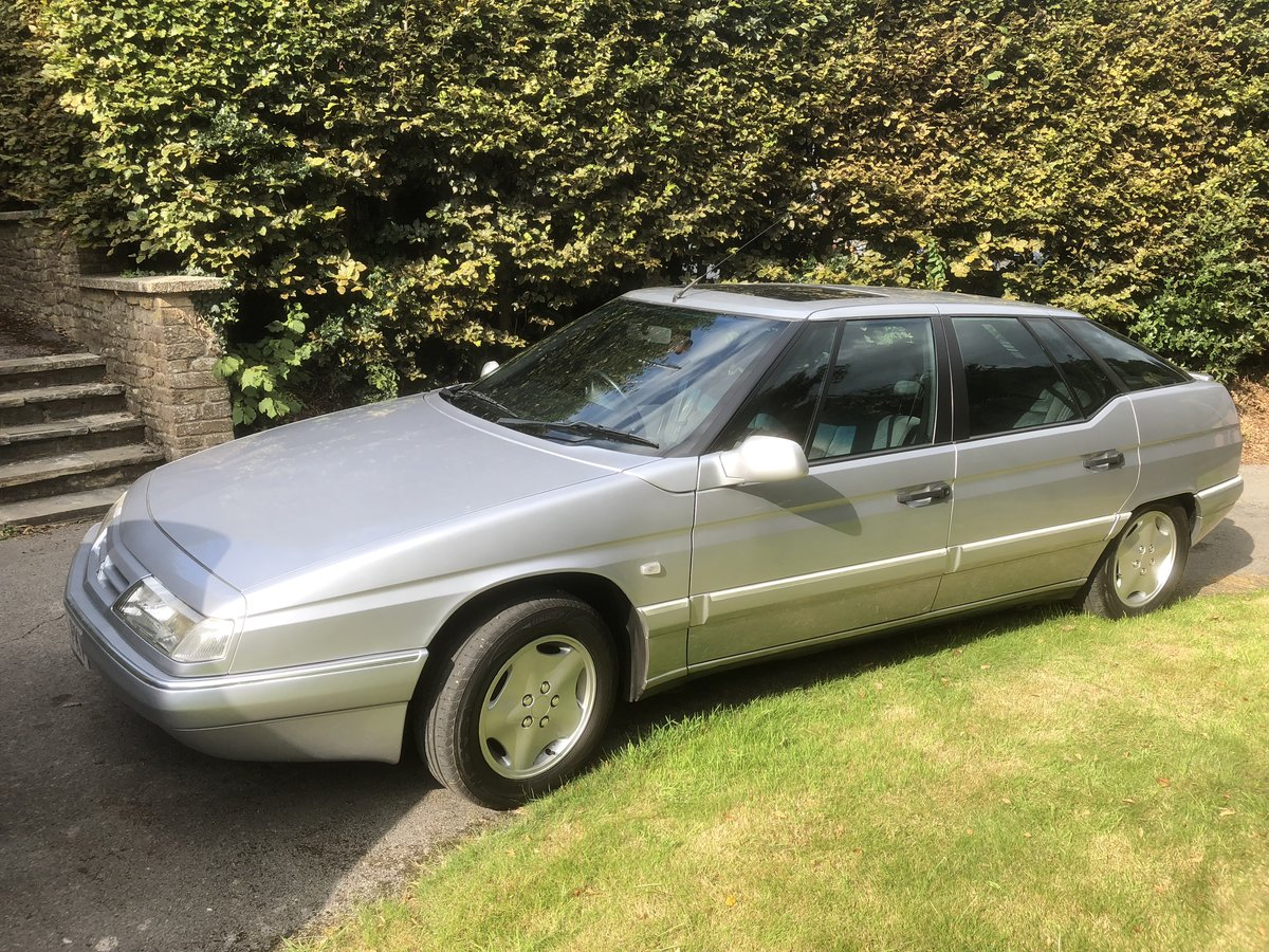 2000 Citroen XM SOLD (picture 6 of 6)