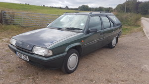 1993 Citroen BX 1.9 diesel Estate