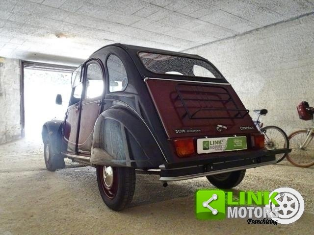 1982 Citroen 2CV 6 Charleston For Sale (picture 3 of 6)