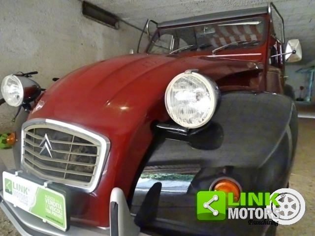 1982 Citroen 2CV 6 Charleston For Sale (picture 4 of 6)