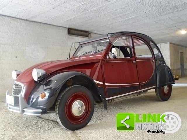 1982 Citroen 2CV 6 Charleston For Sale (picture 5 of 6)