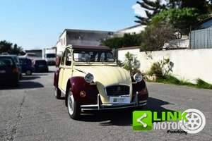 1980 Citroen 2CV DOLLY COMPLETAMENTE RESTAURATA For Sale