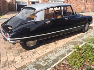 1973 Citroen DS23 EFI semi - automatic For Sale