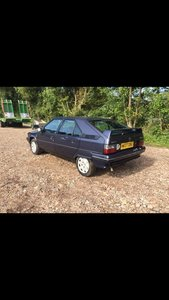 1990 Citroen bx gti light project