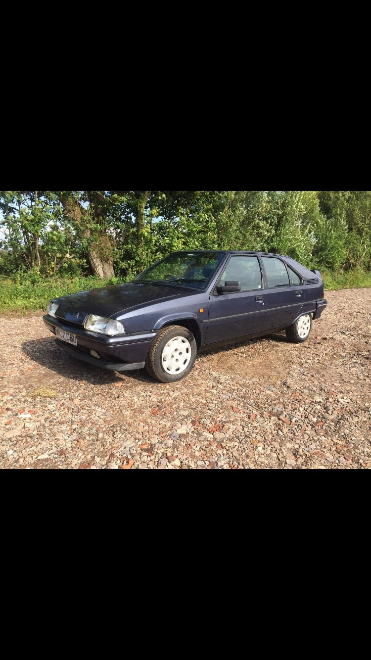 1990 Citroen bx gti light project  For Sale (picture 2 of 4)