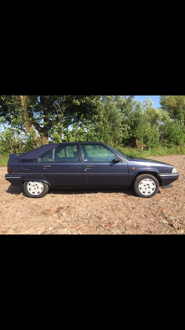 1990 Citroen bx gti light project  For Sale (picture 3 of 4)