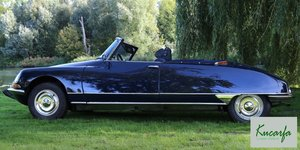1973 Citroen DS Convertible  For Sale