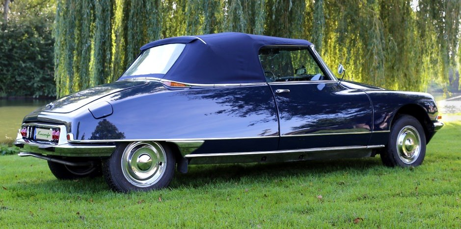 1973 Citroen DS Convertible  For Sale (picture 2 of 6)