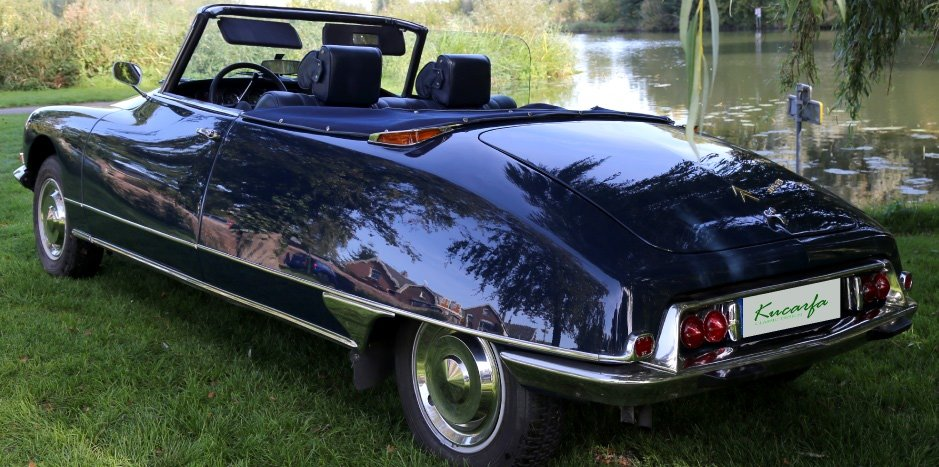 1973 Citroen DS Convertible  For Sale (picture 4 of 6)