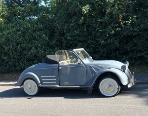 1984 Citroen 2CV Hoffman Convertible For Sale by Auction