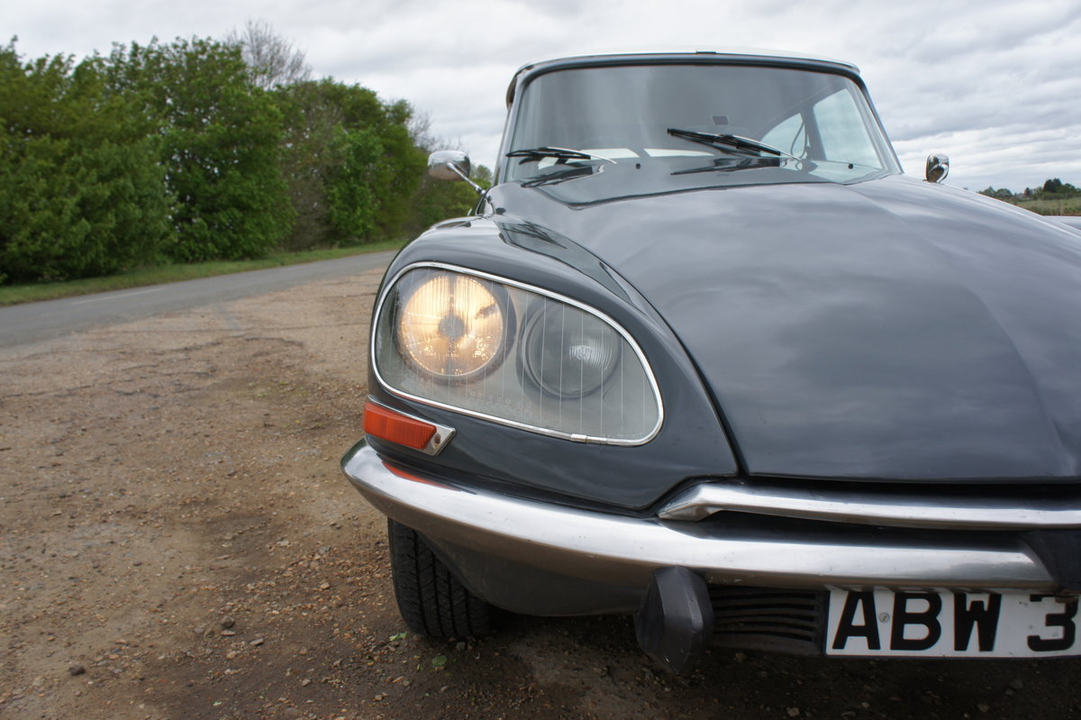 1974 Citroen DS 23 Pallas - RHD For Sale (picture 1 of 6)