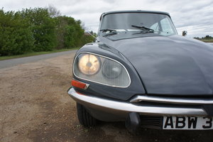 1974 Citroen DS 23 Pallas - RHD For Sale