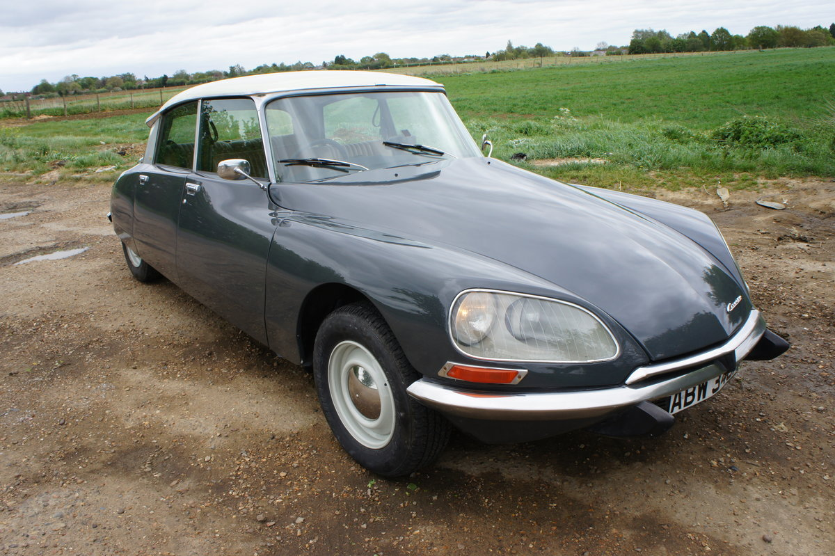 1974 Citroen DS 23 Pallas - RHD For Sale (picture 2 of 6)