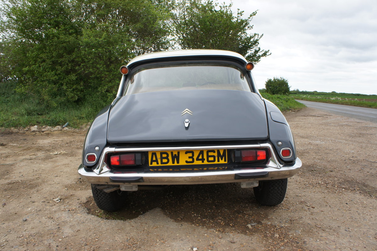 1974 Citroen DS 23 Pallas - RHD For Sale (picture 4 of 6)