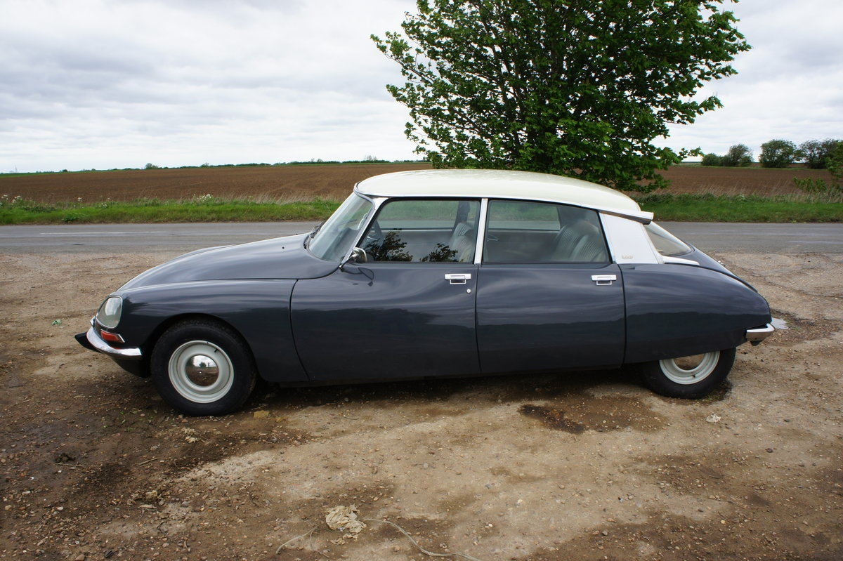 1974 Citroen DS 23 Pallas - RHD For Sale (picture 5 of 6)