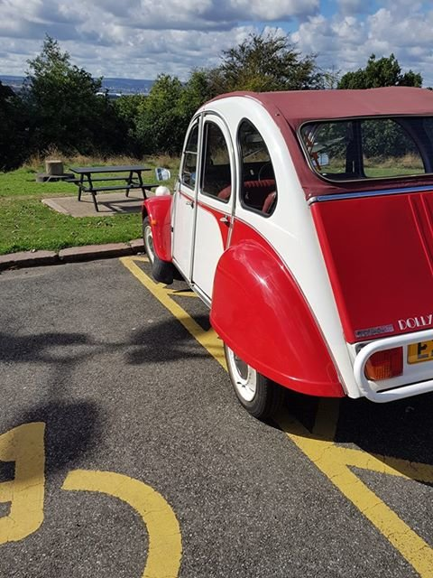 1988 Citroen 2 CV6 Special Dolly For Sale (picture 6 of 6)