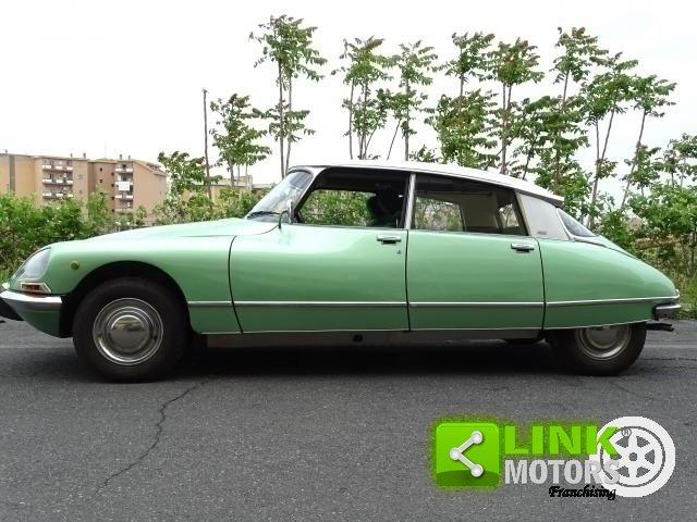1974 Citroen DS 20 Allestimento Pallas totalmente restaurata For Sale (picture 5 of 6)
