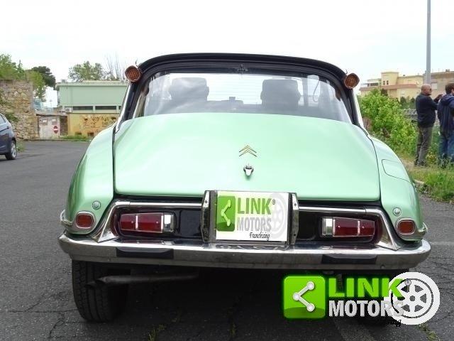 1974 Citroen DS 20 Allestimento Pallas totalmente restaurata For Sale (picture 6 of 6)