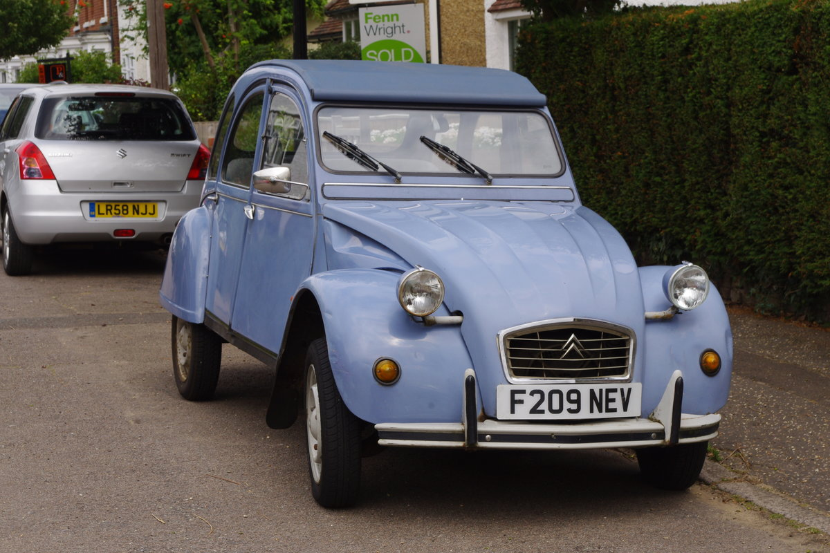 1988 Citroen 2CV6 special SOLD (picture 1 of 2)
