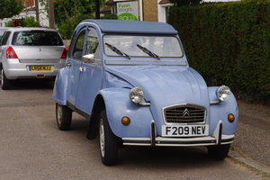 1988 Citroen 2CV6 special For Sale