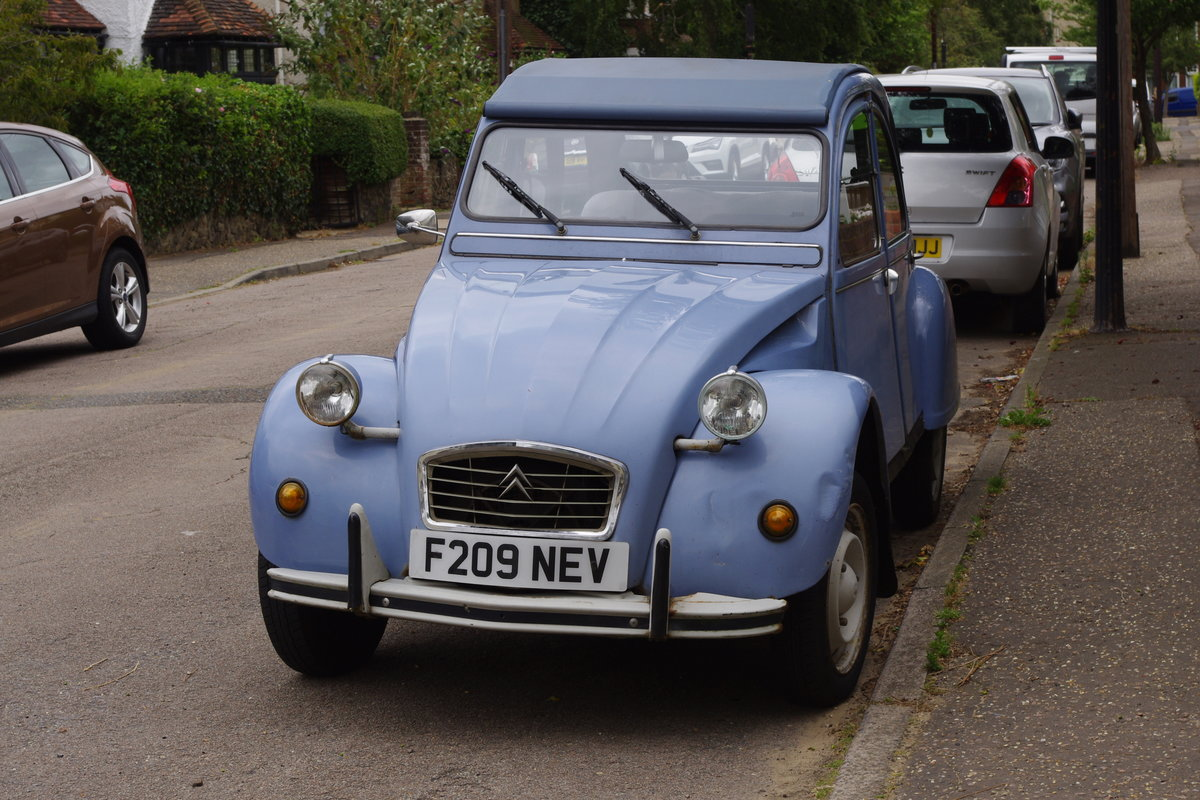 1988 Citroen 2CV6 special SOLD (picture 2 of 2)