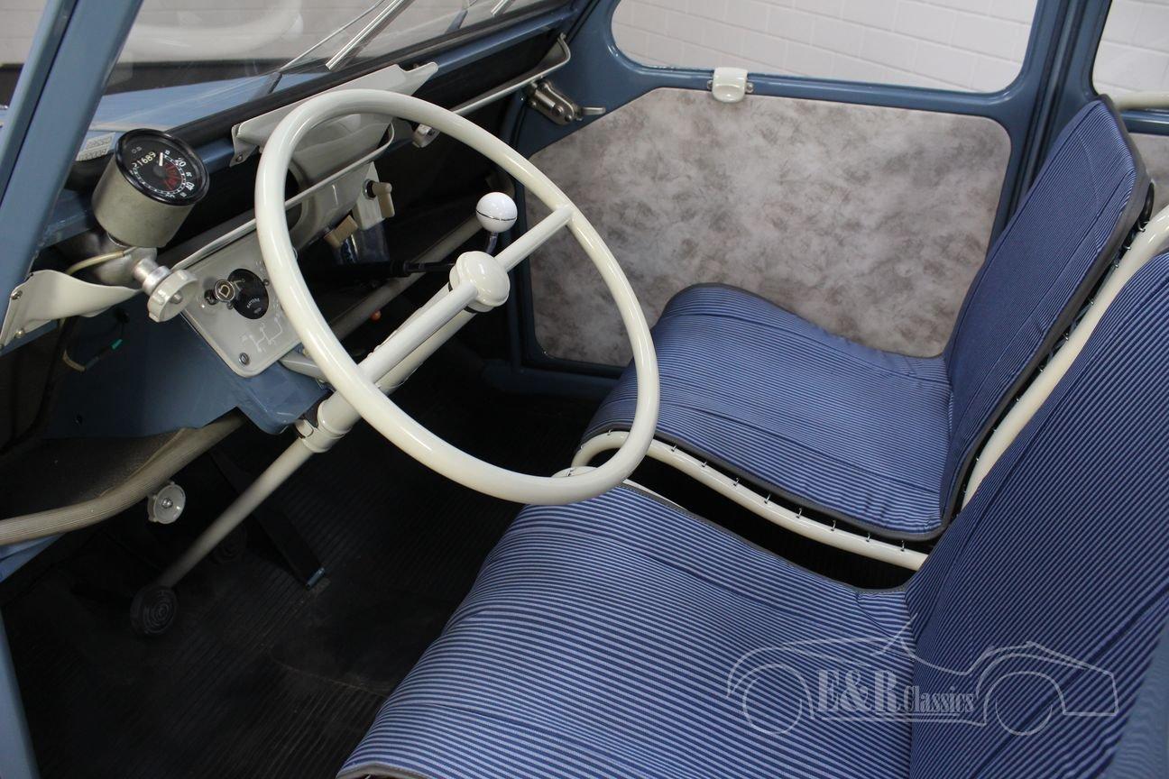 Citroen 2CV AZ 1960 Restored For Sale (picture 3 of 6)