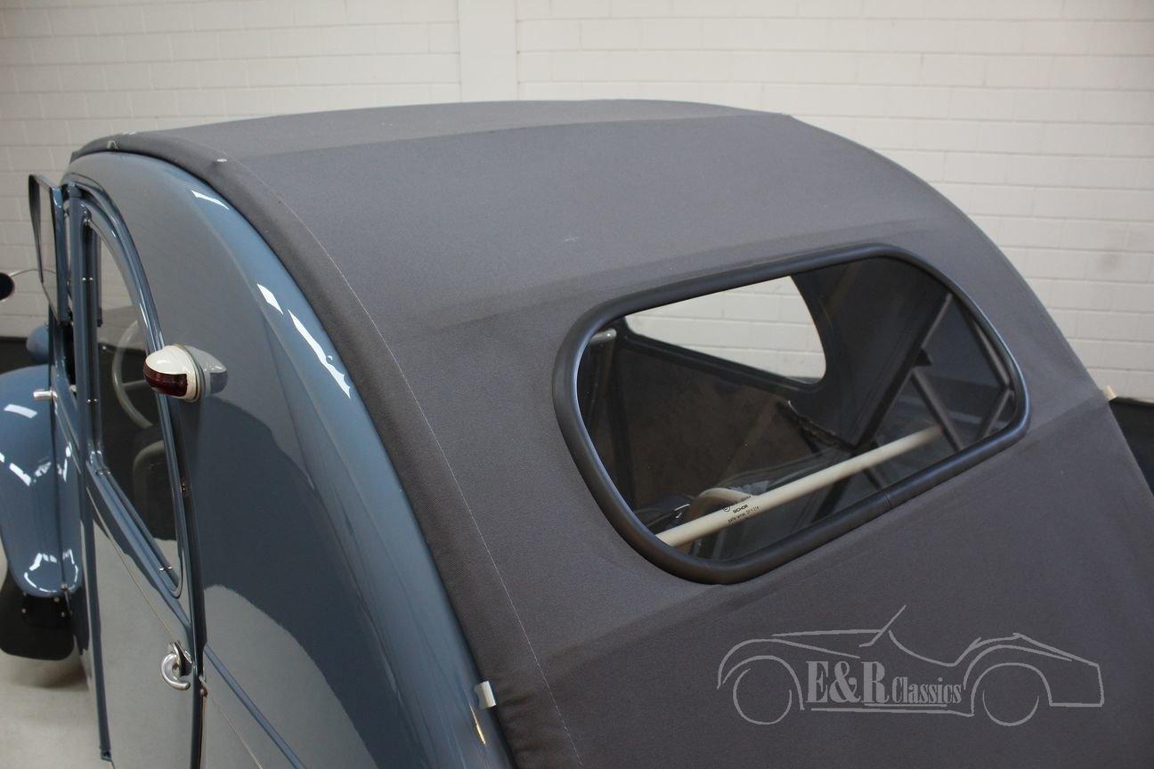 Citroen 2CV AZ 1960 Restored For Sale (picture 6 of 6)