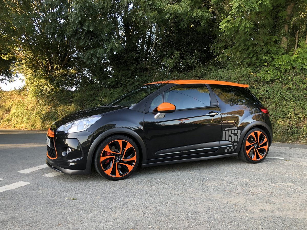 2011 11 CITROEN DS3 RACING 207 BHP 1 OF 200 CARS 61000 MILES For Sale (picture 1 of 6)