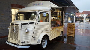 1970 Citroen H Van Catering Food Truck