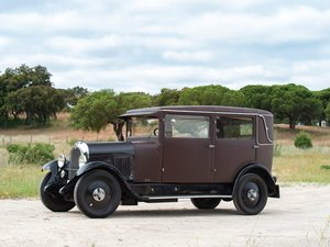 1926 Citron B14 Sedan by Manessius For Sale by Auction