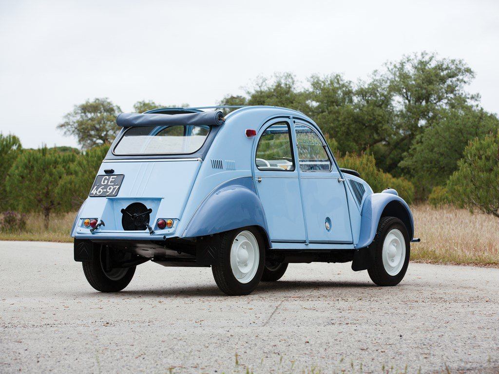 1964 Citron 2CV 4x4 Sahara  For Sale by Auction (picture 2 of 6)