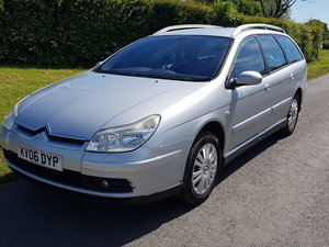 2006 Citroen c5 2.0 vtr 16v estate