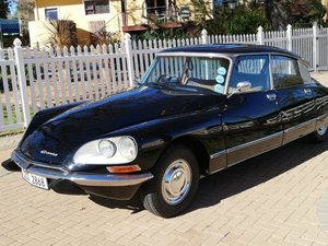 1975 Citroen DS23 Pallas 5-Speed RHD